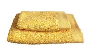 BAMBOO STYLE Słoneczny Komplet Ręczników Bambusowych Andropol