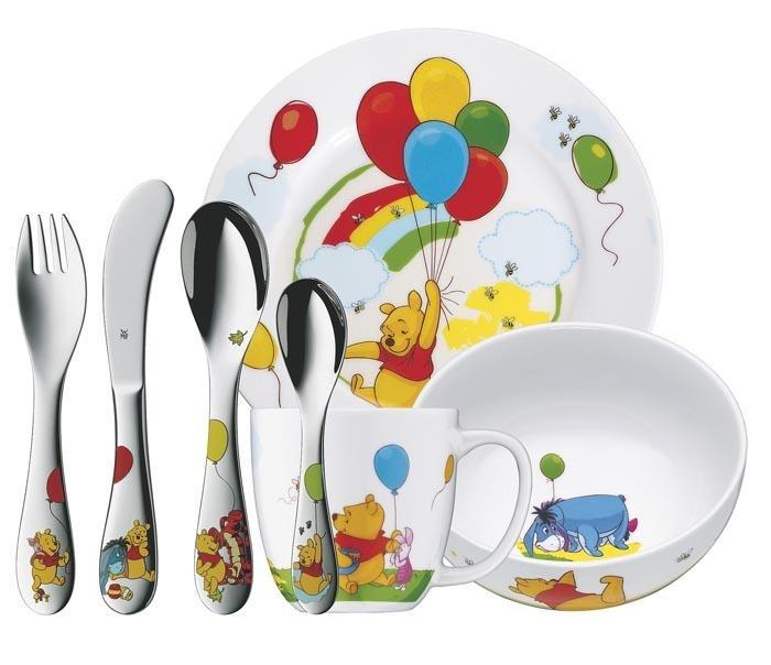 Zestaw Obiadowy Dla Dzieci 7 El Kubuś Wmf