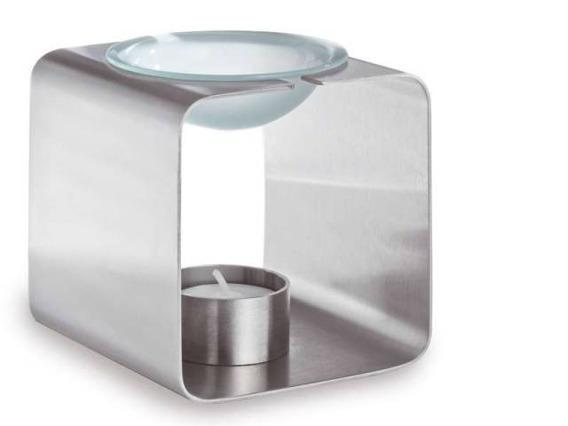 Aromatyczny świecznik RELAJA, matowy Blomus B65073