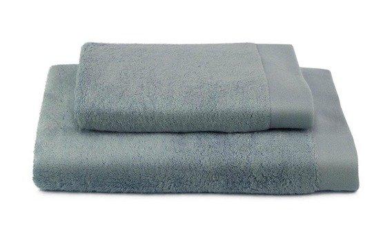 Bamboo Style Niebiański Niebieski Komplet Ręczników Bambusowych Andropol