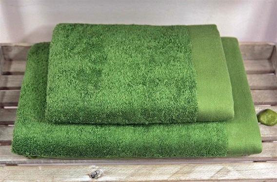 Bamboo Style - Zieleń  Ręcznik bambusowy ANDROPOL