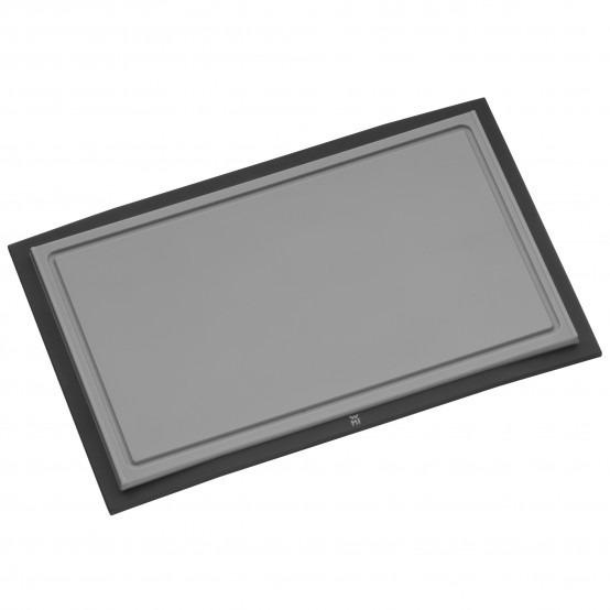 Deska do krojenia 32 x 20 cm czarna WMF