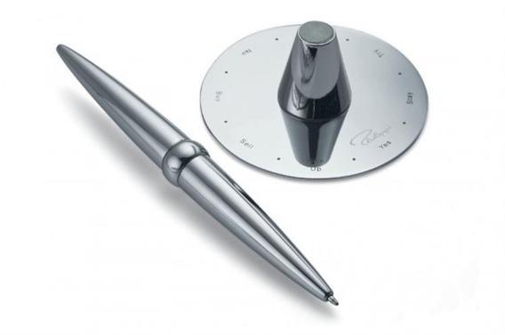Długopis + helikopter decydent