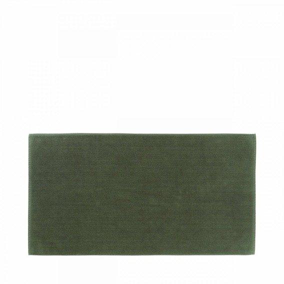 Dywan łazienkowy 50x100 cm piana, agave green