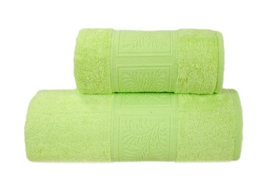 ECCO BAMBOO ZIELONY ręcznik bambusowy GRENO