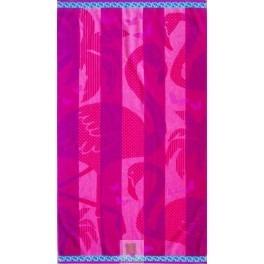 FLAMINGI ręcznik plażowy 90x160 Detexpol