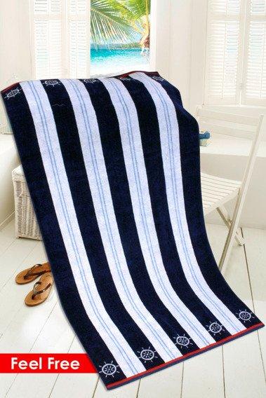 Feel Free ręcznik plażowy 85x170 Greno