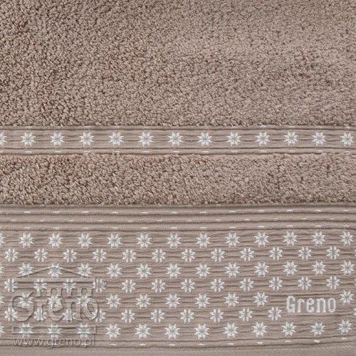 Ręcznik AMARANTE Greno beżowy
