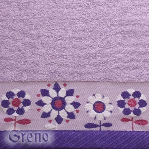 Ręcznik BORNEO NEW Greno fioletowy