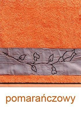 Ręcznik Bawełniany Guarda GRENO pomarańczowy