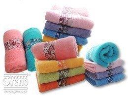 Ręcznik DALIA Greno łososiowy