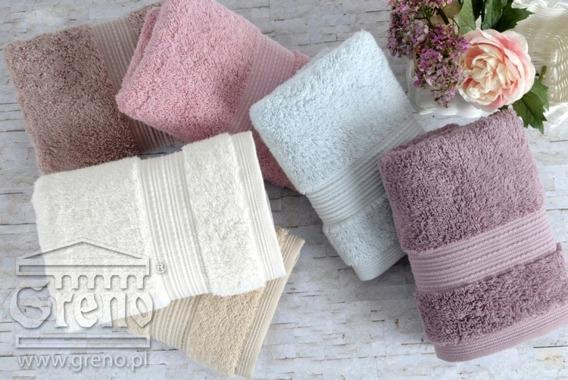 Ręcznik ELITE Greno paryski róż