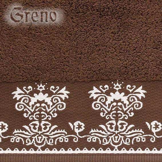 Ręcznik FANTASY Greno brązowy