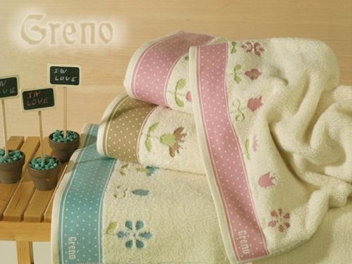 Ręcznik IN LOVE Greno różowy