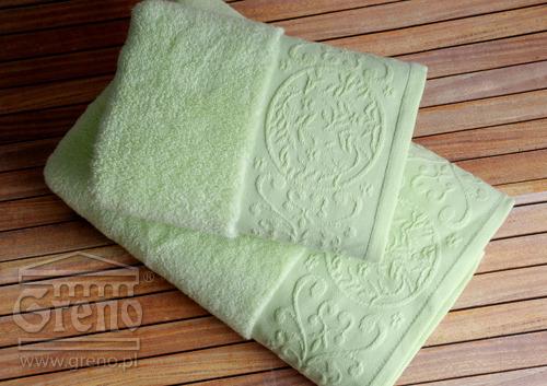 Ręcznik KATE Greno zielony
