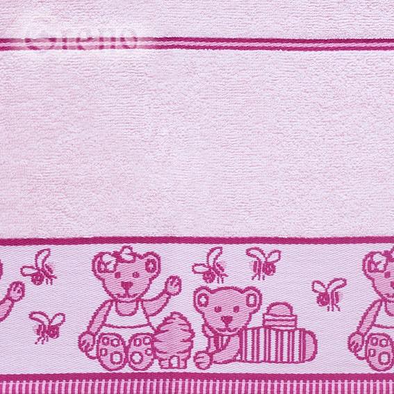 Ręcznik MISIE Greno różowy