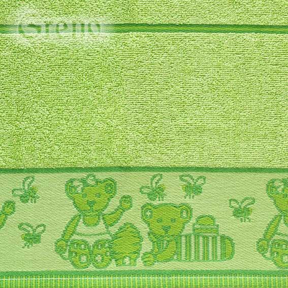 Ręcznik MISIE Greno zielony