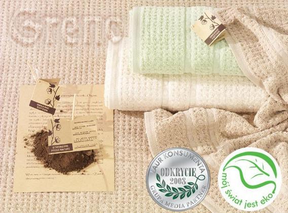Ręcznik  ORGANIC Greno natur