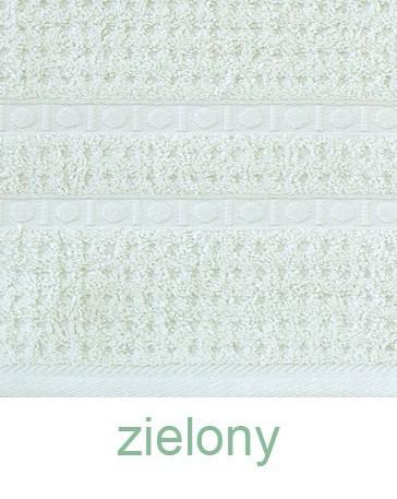 Ręcznik ORGANIC Greno zielony