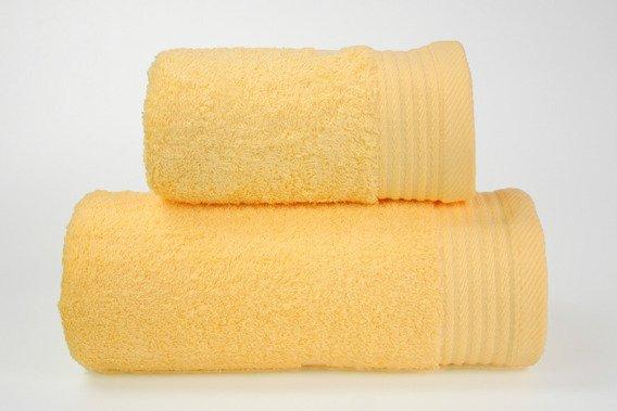 Ręcznik PERFECT Greno żółty