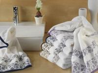 Ręcznik QUEEN Greno lila