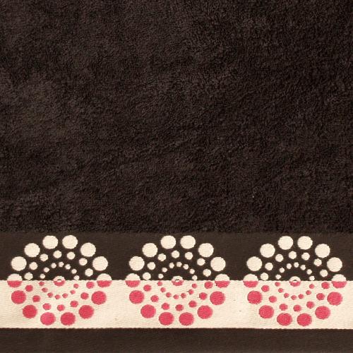 Ręcznik SATELITE Greno czarny