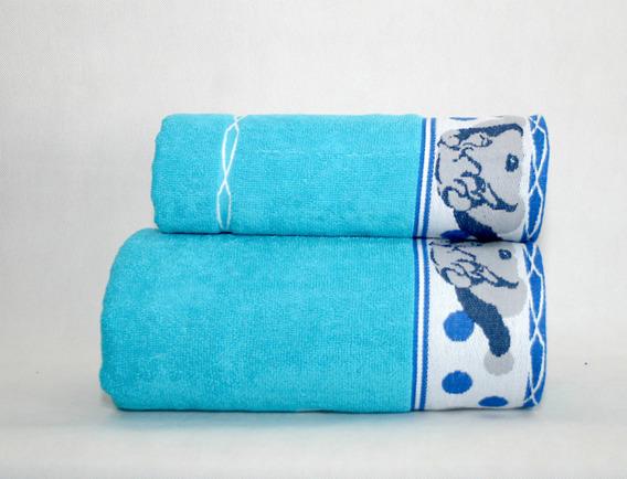 Ręcznik SHARP PEI Greno niebieski