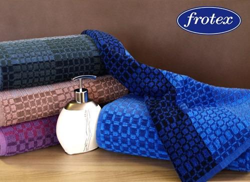 Ręcznik SILVIO Frotex brązowy