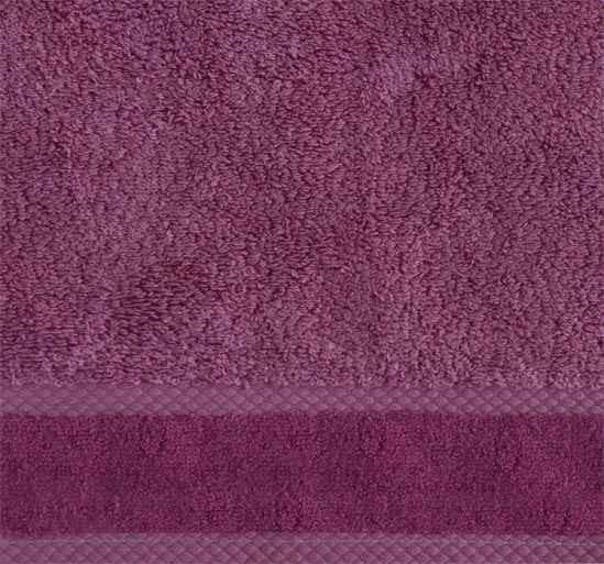 Ręcznik SOFT Greno śliwkowy