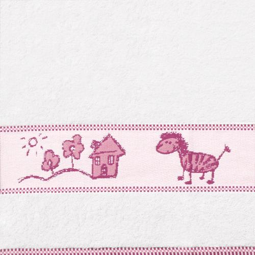 Ręcznik TOYS Frotex różowy