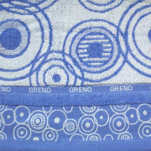 Ręcznik URODA Greno niebieski