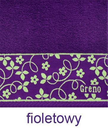 Ręcznik VILLA DO CONDE Greno fioletowy