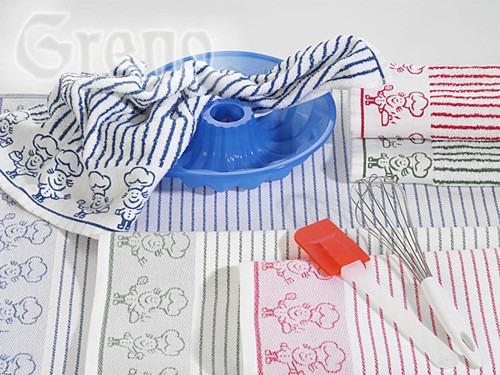 Ręcznik kuchenny COOK Greno zielony