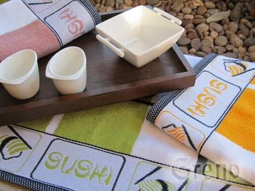Ręcznik kuchenny SUSHI Greno beżowy