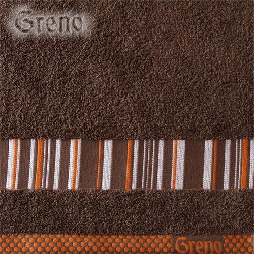 Ręczniki  AROMA Greno brązowy