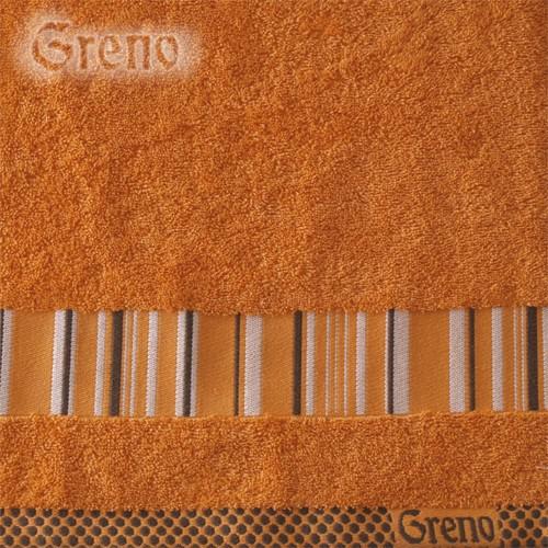 Ręczniki  AROMA Greno pomarańczowy