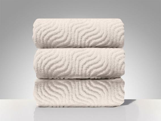 Ręczniki O.K. Greno kremowy
