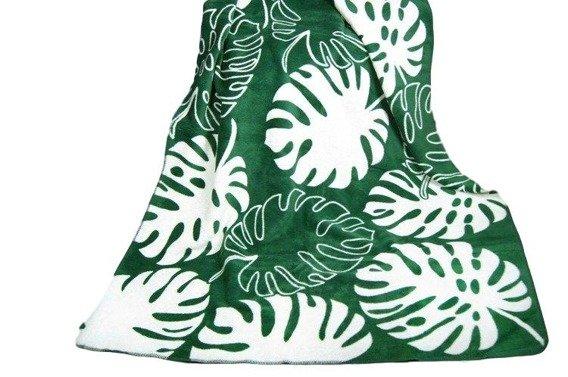 Verde koc Glamour GRENO